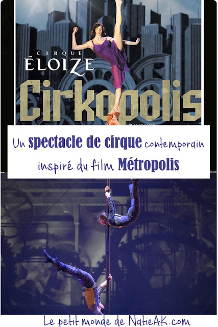 cirque contemporain Cirkopolis