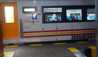 Kereta Wijayakusuma