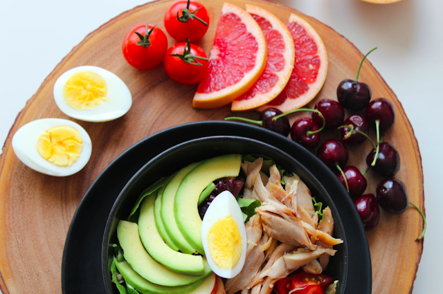 Healthy Food For Fit Body