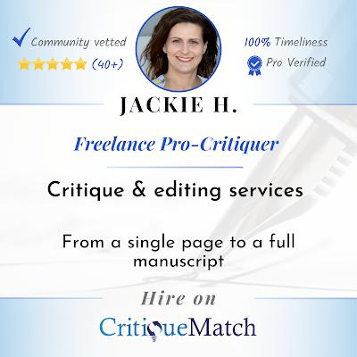 Jackie H profile on CritiqueMatch