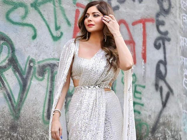 Kanika Kapoor is an Indian singer