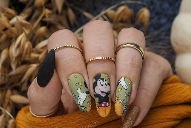 Jesienna Myszka Miki