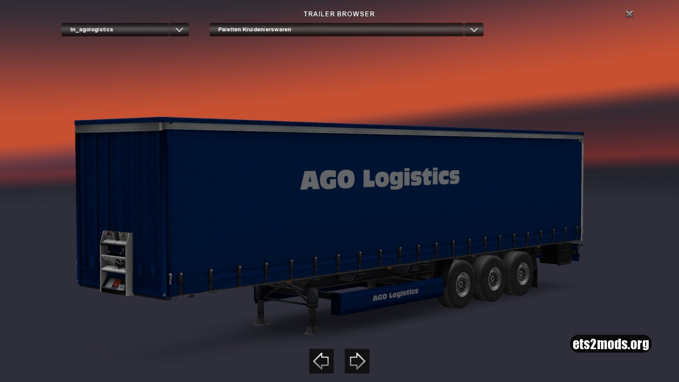 Trailer Ago Logistics Members