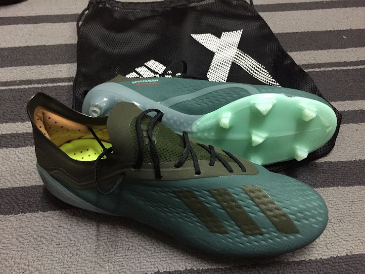 Green Black Adidas X 2018 2019 Boots Leaked Footy Headlines