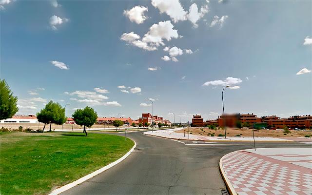 Urbanizacion de EL señorio de Illescas donde se proyecta  el Gran Casino de la Mancha