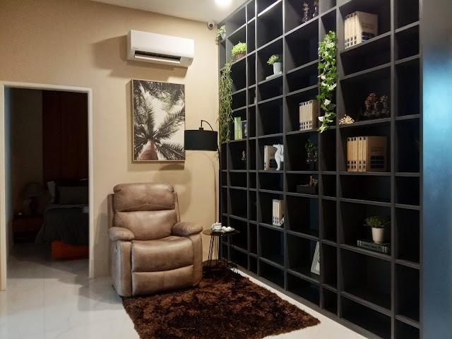Halton Place Medan Type Cozy