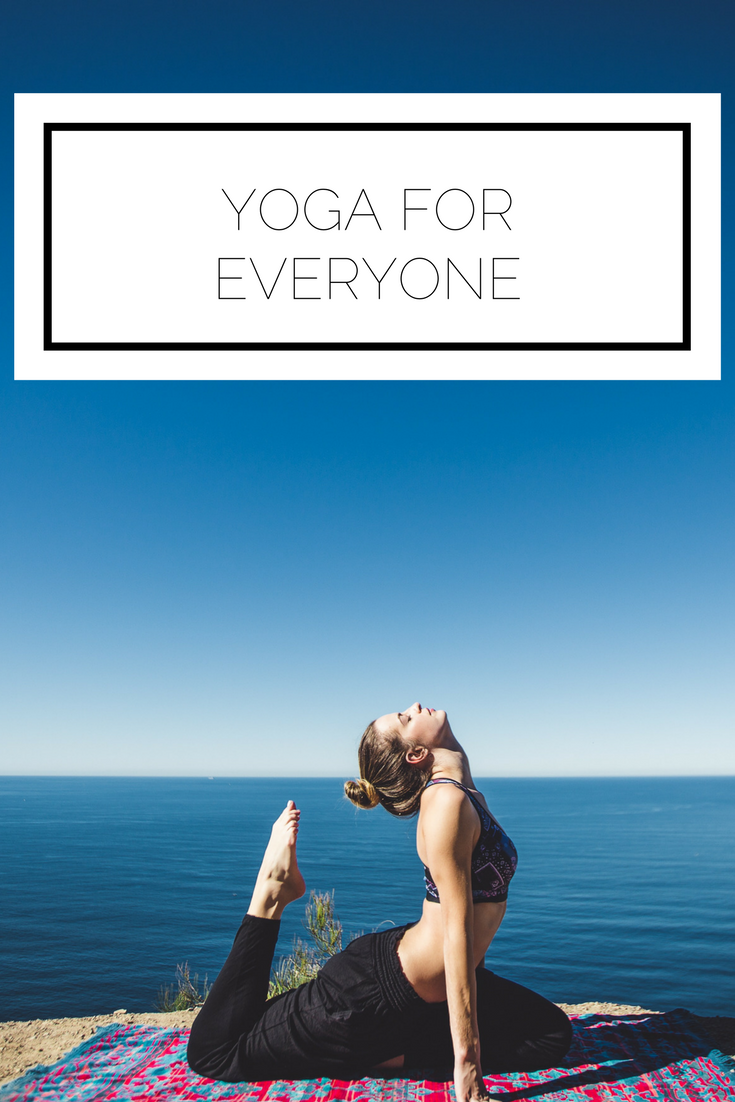 Click to read now or pin to save for later! Today I am partnering with Cerebral Palsy Guide to share resources for classic and adapted yoga so everyone can experience the benefits of this practice