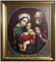 Святое семейство художника Рафазля