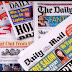 Top Nigerian Newspapers Headlines For Today, Friday, 15th November, 2019
