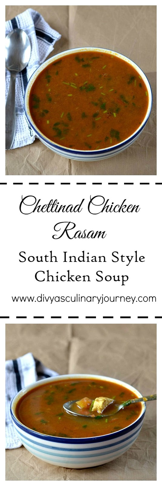 chicken rasam, chicken soup