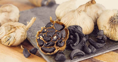 This Black Garlic Is Toxic To 14 Types Of Cancer