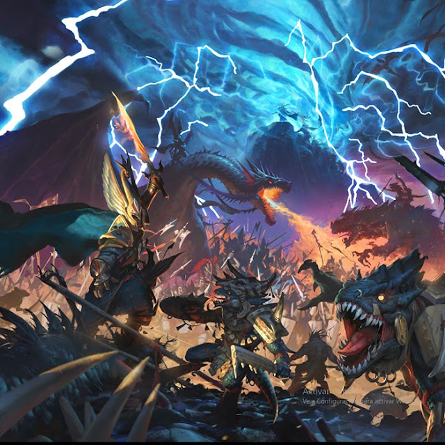 Total War Warhammer Wallpaper Engine