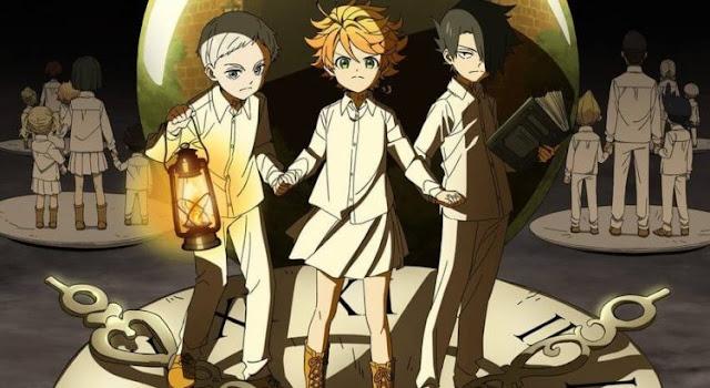 Yakusoku no Neverland Season 2: Bocoran dan Informasi Terbaru