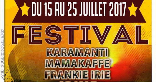 Karamanti Added to 'Cultures N Reggae' Festival in Togo, West Africa