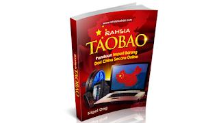 Rahsia Taobao Panduan Import Barang Dari China Secara Online