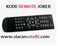 Setting Kode Remote Joker Receiver Parabola Berbagai Merk