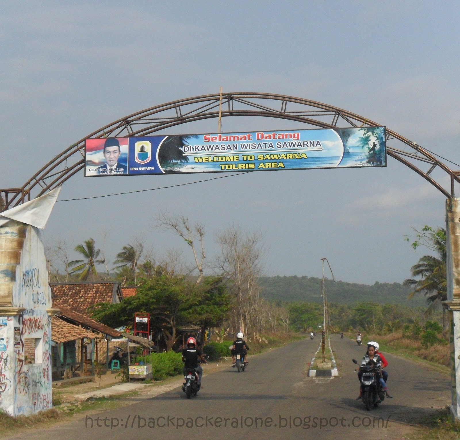 Welcome To Sawarna