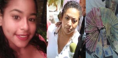 Resultado de imagen para señora Marlin Martínez, presa en relacion a muerte de adolescente embrazada