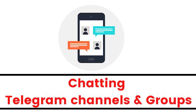 【BEST】Telegram Chatting Groups | Telegram Chatting Channels