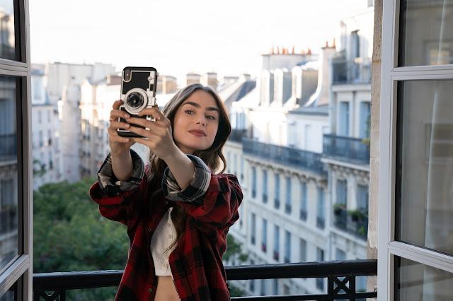 Emily in Paris instagram