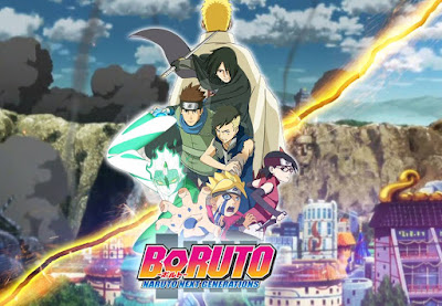 Boruto: Naruto Next Generations Episode 113 - 126 Subtitle Indonesia