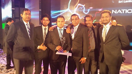 Hameedia wins Silver at NASCO Awards