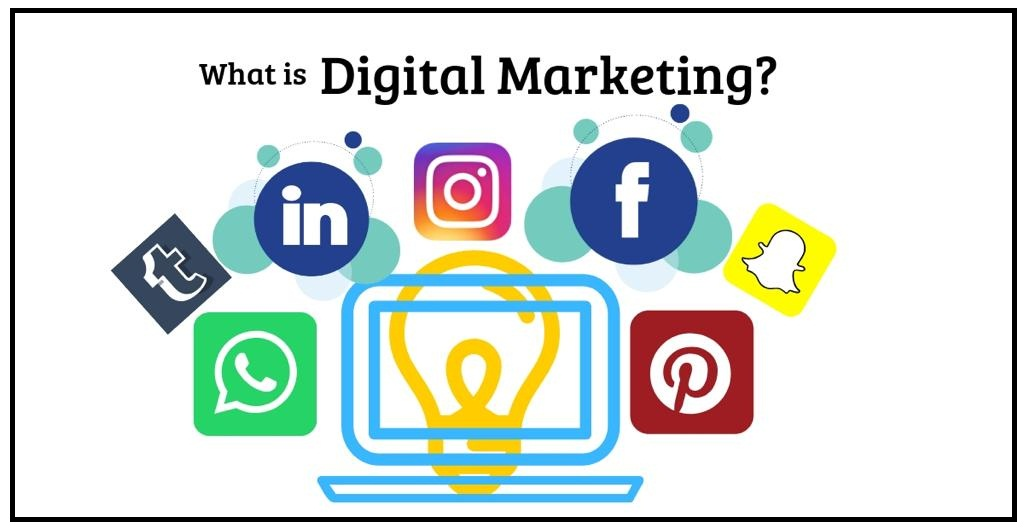 What is Digital Marketing - Digital Vishnu