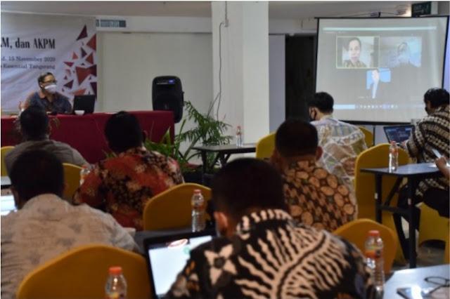 Kemenag Memfinalisasi Data Peserta AK GTK Madrasah 2020