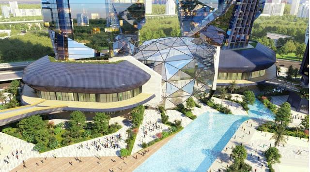 Thuê và cho thuê văn phòng tại dự án Sunshine Empire Ciputra Hà Nội, doanh nghiệp được lợi gì?