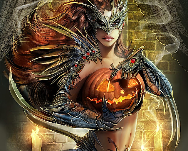 Download free halloween Fairy pictures hd wallpapers facebook and Whatsapp