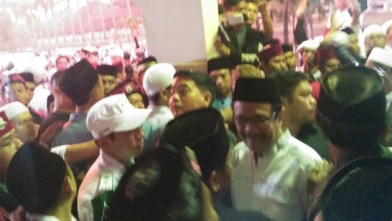 Djarot sempat diusir saat hadiri acara haul Soeharto