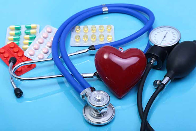 What are the causes of high blood pressure or hypertension