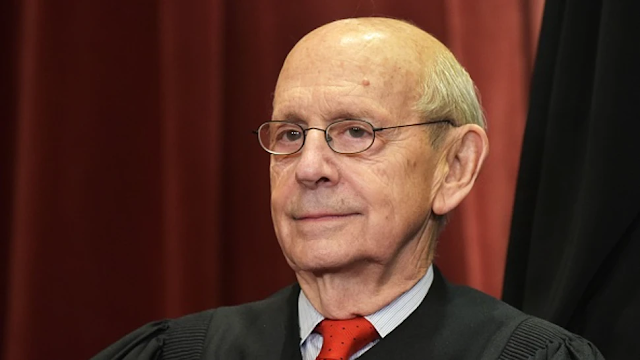 MSNBC Op-Ed Gets Furious Over Justice Breyer's Position On Court-Packing, Calls For Him To Retire