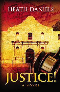 Justice! - a modern cultural novel by Heath Daniels - book promotion sites