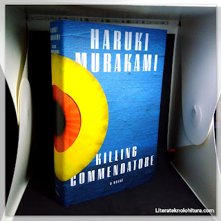killing commendatore by haruki murakami front cover
