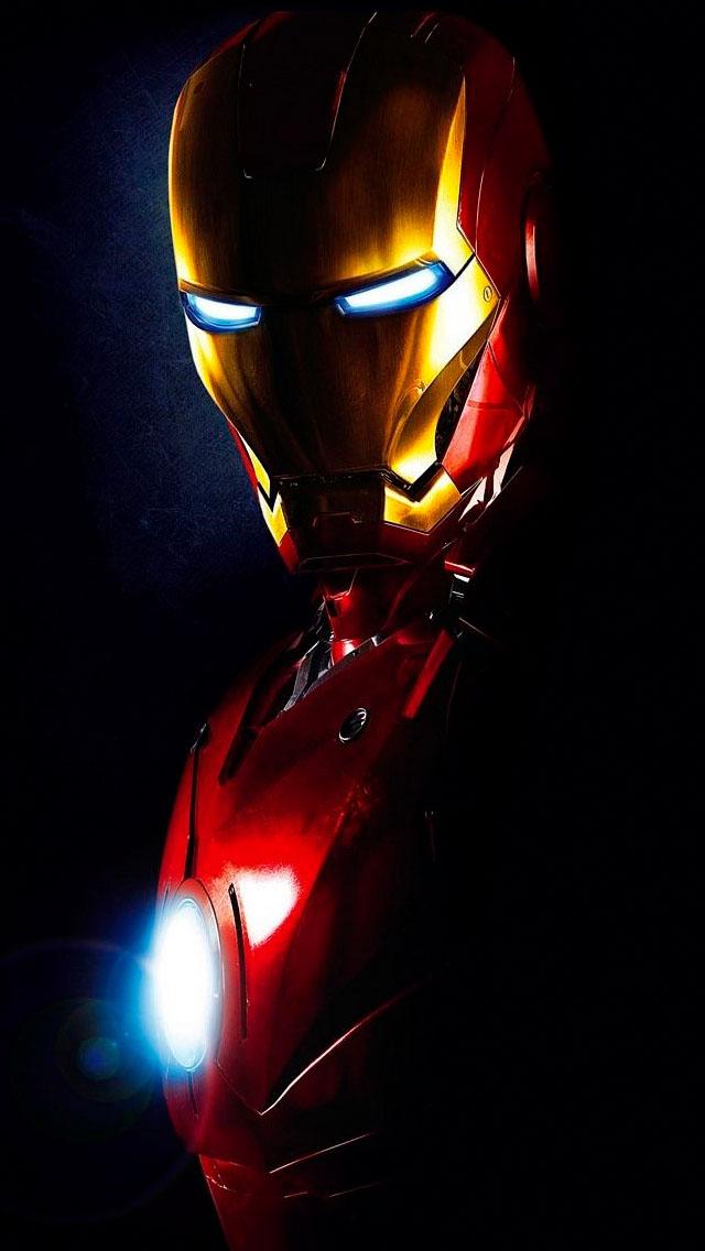 Papel de Parede Homem de Ferro para Celular