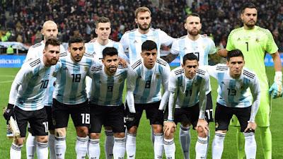مشاهدة مباراة الأرجنتين والمكسيك بث مباشر اليوم 11-9-2019 في مباراة ودية