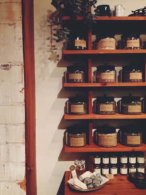 Homestead Apothecary in Temescal Alley in Oakland