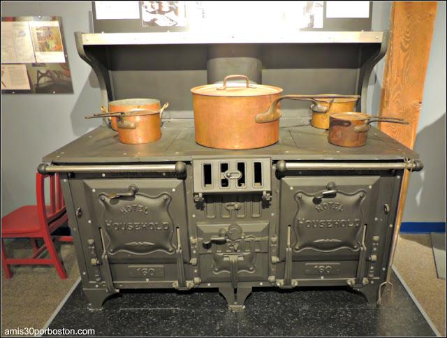 Cocina Hotel Museo de Arte Culinario de Providence