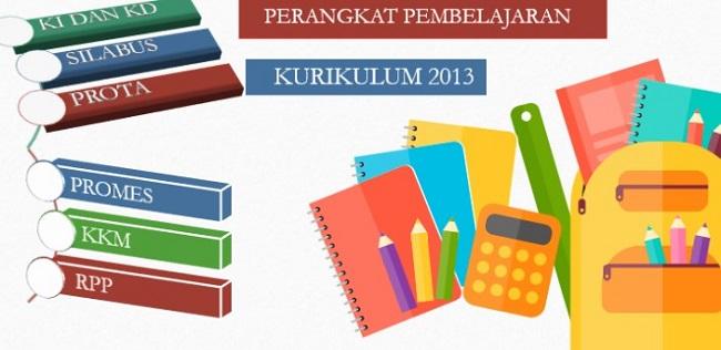 perangkat pembelajaran k13 kelas 1 sampai dengan kelas 6