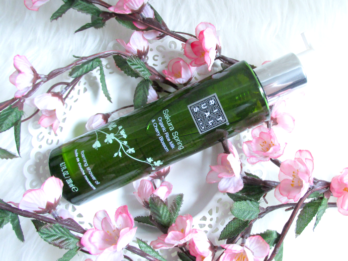 Review: RITUALS Sakura Spring Foaming Shower Oil