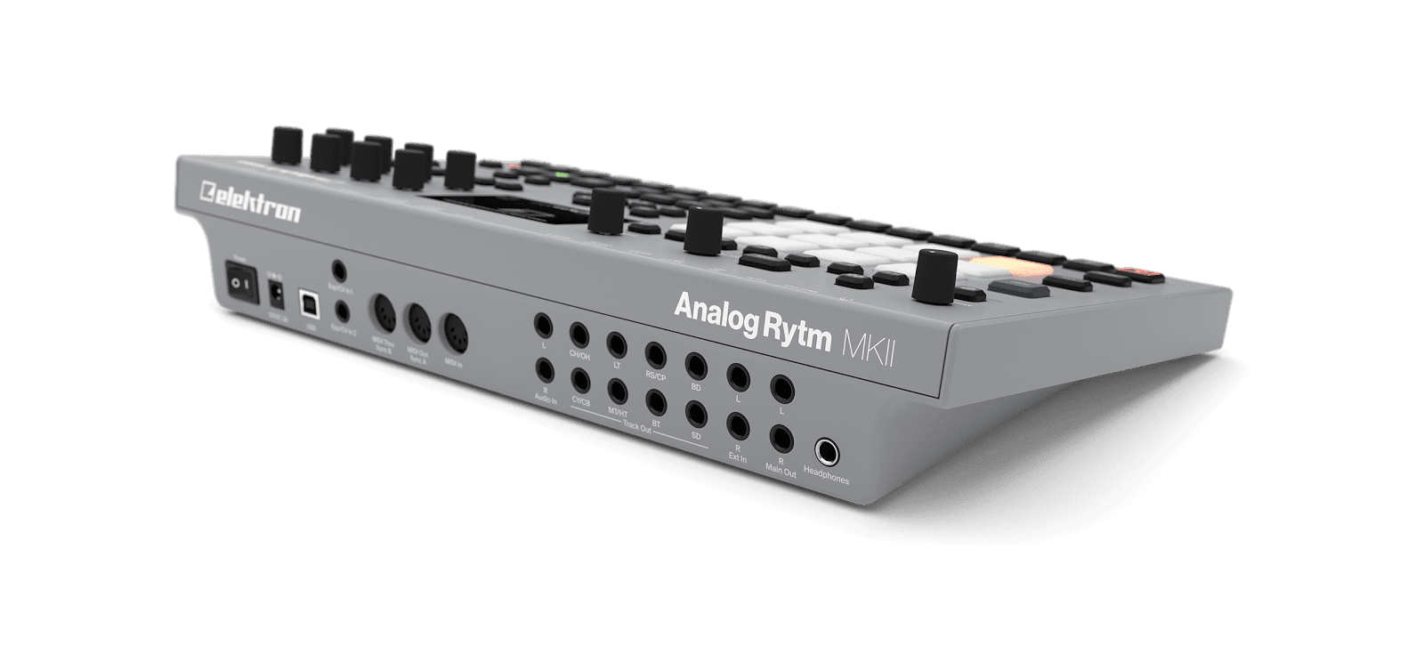 matrixsynth  elektron introduce analog four  u0026 analog rytm
