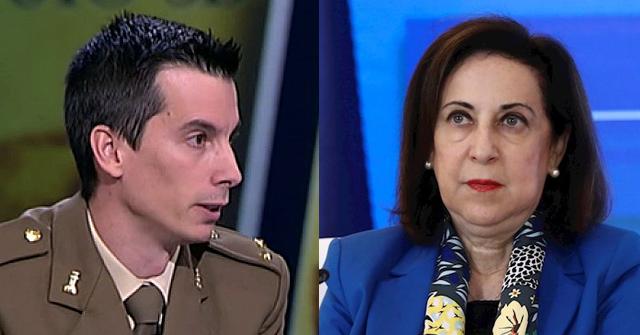 Gonzalo Segura y Margarita Robles