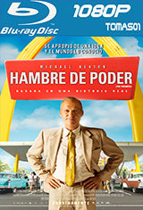 Hambre de poder (The Founder) (2016) BDRip 1080p DTS