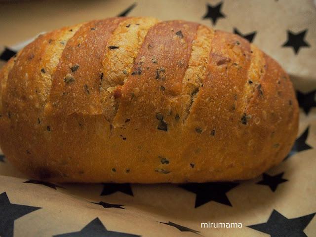 トマトのパン