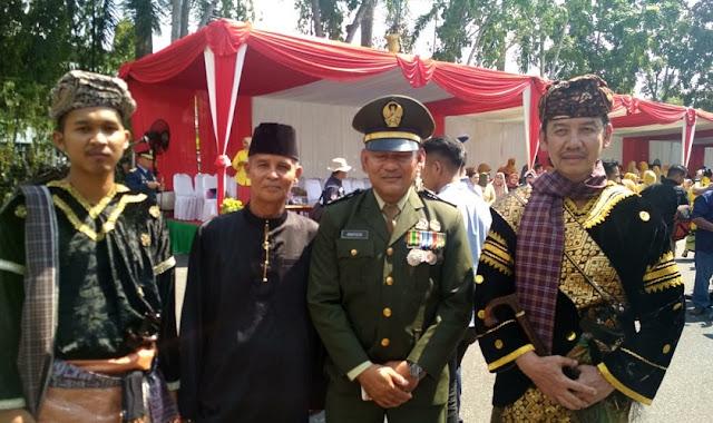 Ketua IKSS kota Pekanbaru Yakin TNI Di Usia Ke 74 Tetap Bersama Dengan Rakyat