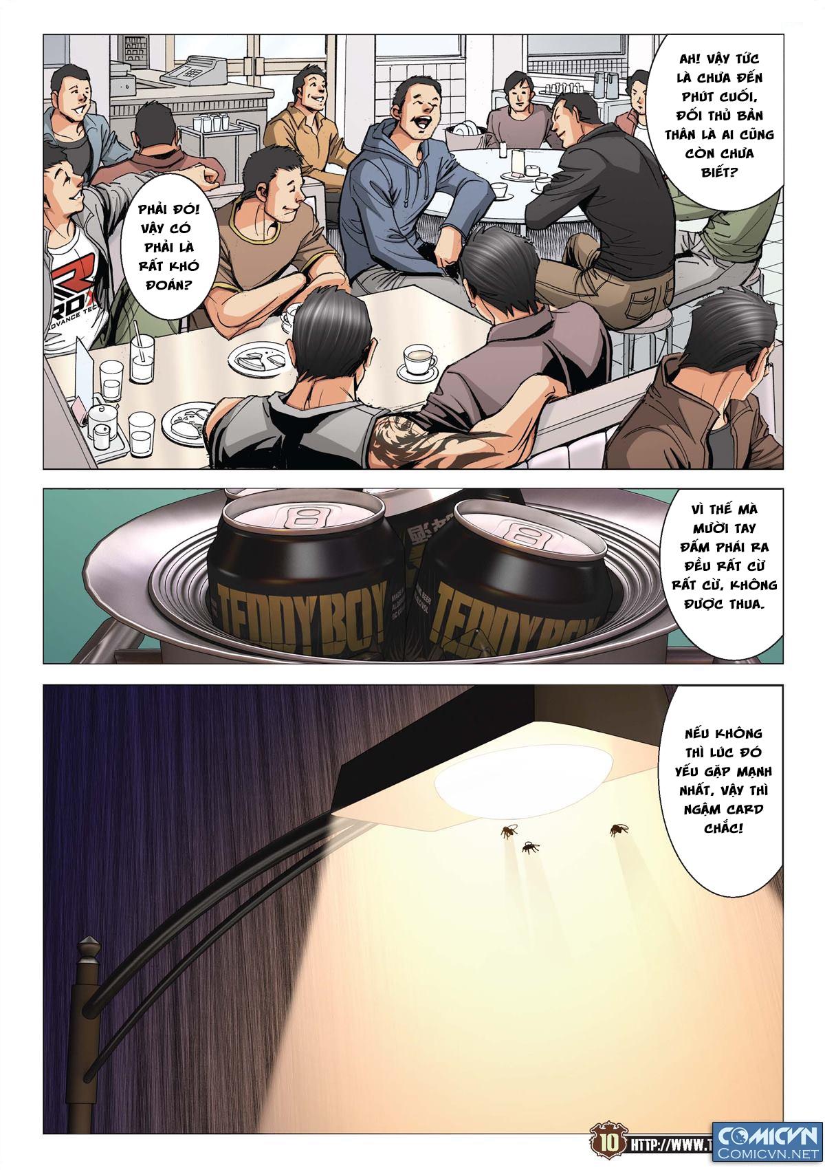 Người Trong Giang Hồ chapter 2113: cự tinh chi chiến trang 8