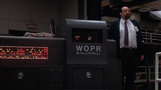 La computadora WOPR en Juegos de guerra