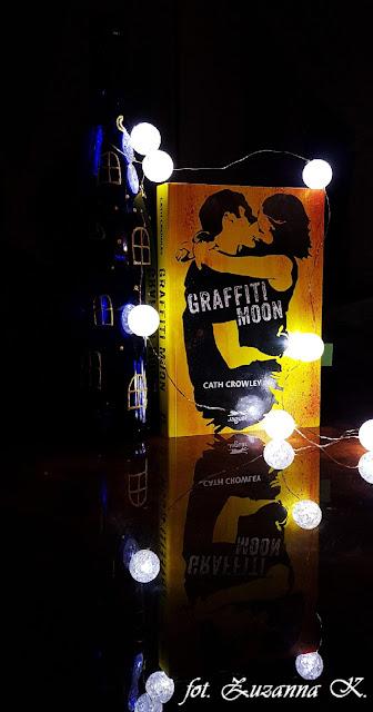 """Jak wiele może się wydarzyć w jedną noc - """"Graffiti Moon"""" Cath Crowley"""