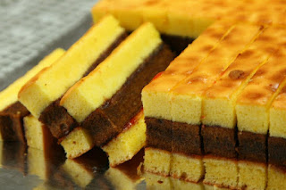 Kue Lapis Surabaya Kue Tradisional Jajanan Pasar Khas Indonesia